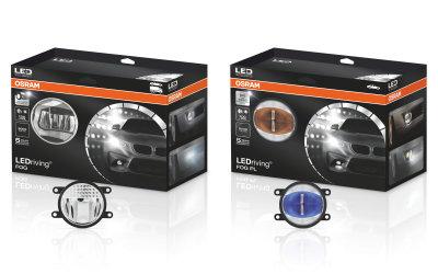 LED лампи за мъгла - LED Аксесоари OSRAM
