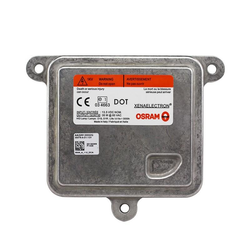 D3S & D3R XENAELECTRON® - 35XT6-S-D3 /12V B3 OR50 XENAELECTRON® - 35XT6-S-D3 /12V B3 OR50 by OSRAM