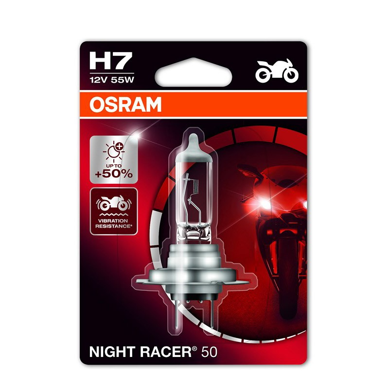NIGHT RACER 50 by OSRAM