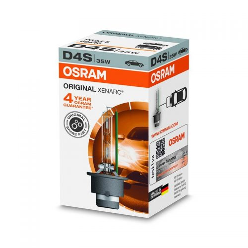 D4S Xenarc Original 66440 35W P32D-5 4X1 FS1 by OSRAM