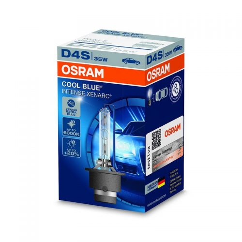 D4S Xenarc Cool Blue Intense +20% 66440CBI 35W P32D-5 10X1 FS1 by OSRAM