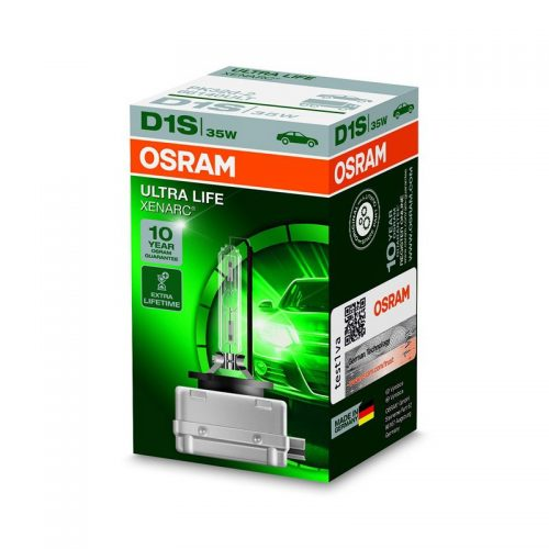 D1S Xenarc Ultra Life 66140ULT 35W PK32D-2 FS1 by OSRAM