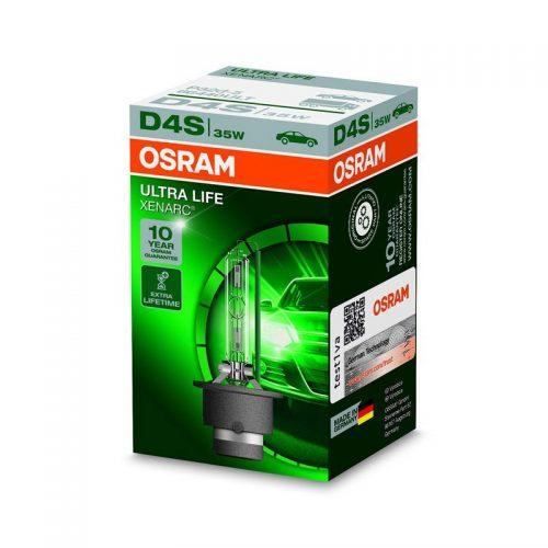 D4S Xenarc Ultra Life 66440ULT 35W P32D-5 FS1 by OSRAM