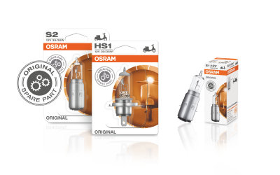 OSRAM ORIGINAL LINE FOR SCOOTERS