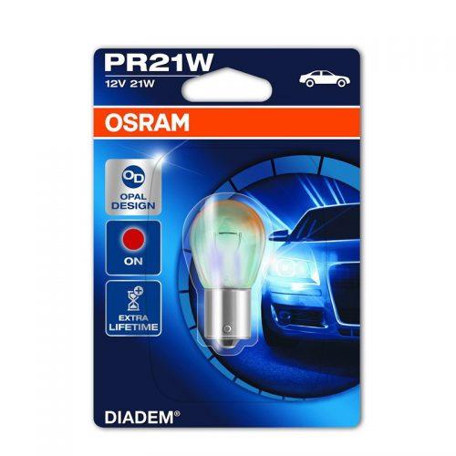 PR21W  7508LDR-01B 21W 12V BAW15S BLI1    OSRAM by OSRAM