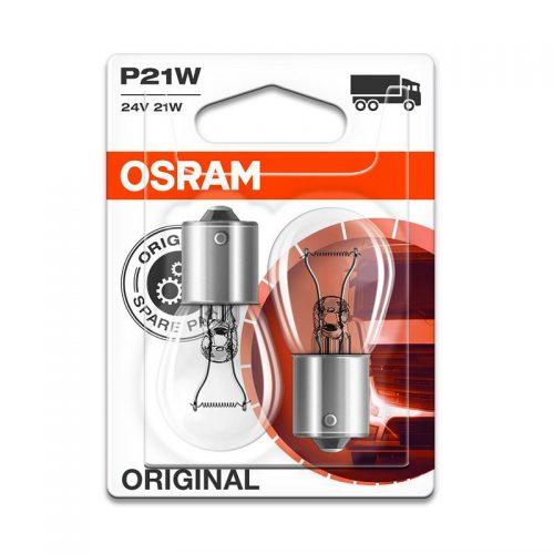 P21W  7511-02B 21W 24V BA15s Duoblister by OSRAM
