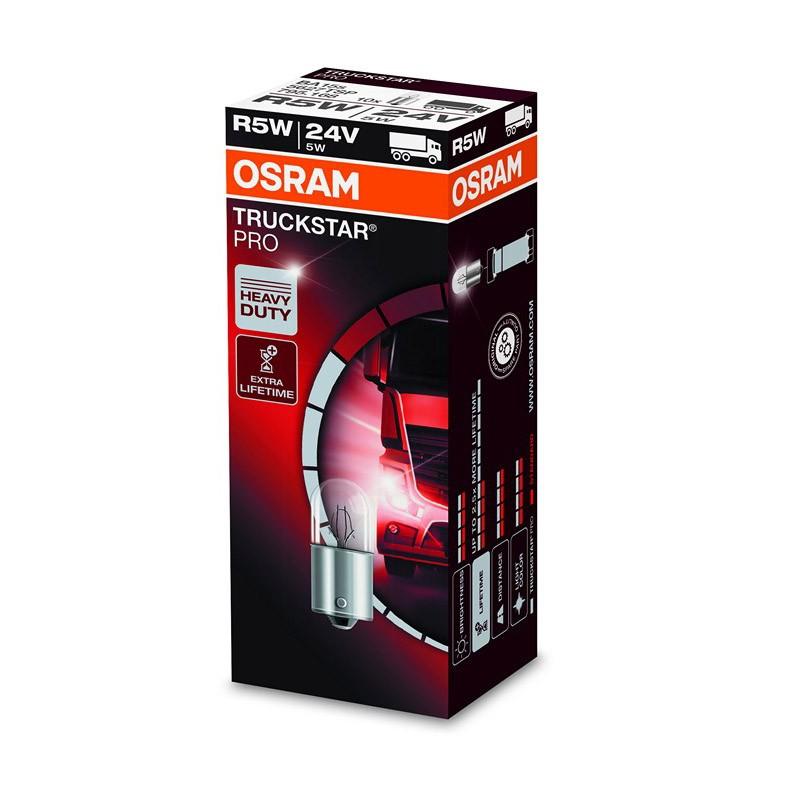 R5W  5627TSP 5W 24V BA15S UNV1 by OSRAM