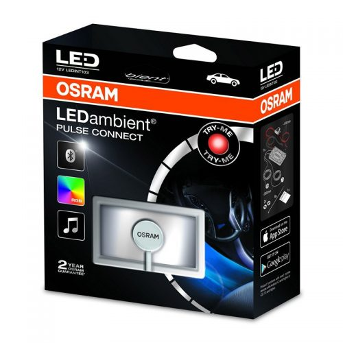HB3  LEDambient HYBRID HB3 CONNECT by OSRAM