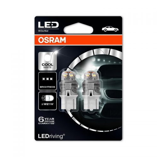 W21W (T20 SC)  7905CW-02B 3W 12V W3X16D BLI2 by OSRAM