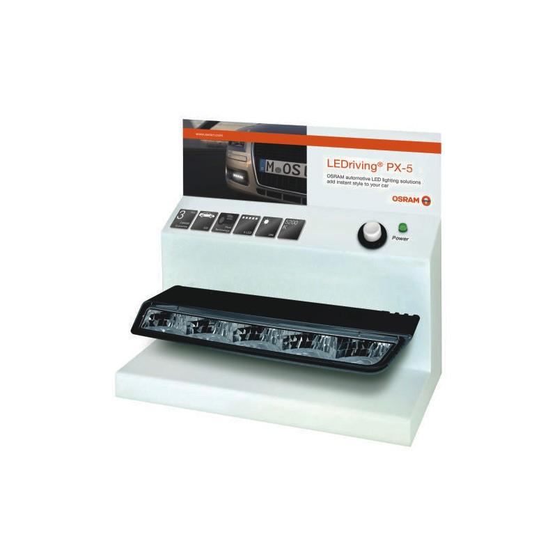 LEDriving® PX-5: DRL KIT 301 Pixel  CL15 by OSRAM