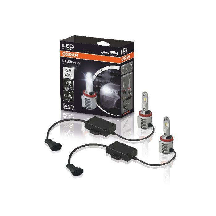 H11 LEDriving® HL 65211CW 14W 12V PGJ19-2 FS2 by OSRAM